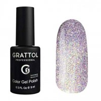 гель-лак grattol color gel polish, luxury stones, quartz №05 по цене 364 руб.